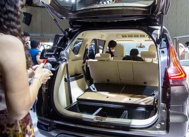 Mitsubishi XPANDER, chiếc Crossover lai MPV độc đáo, giá mềm - ảnh 10