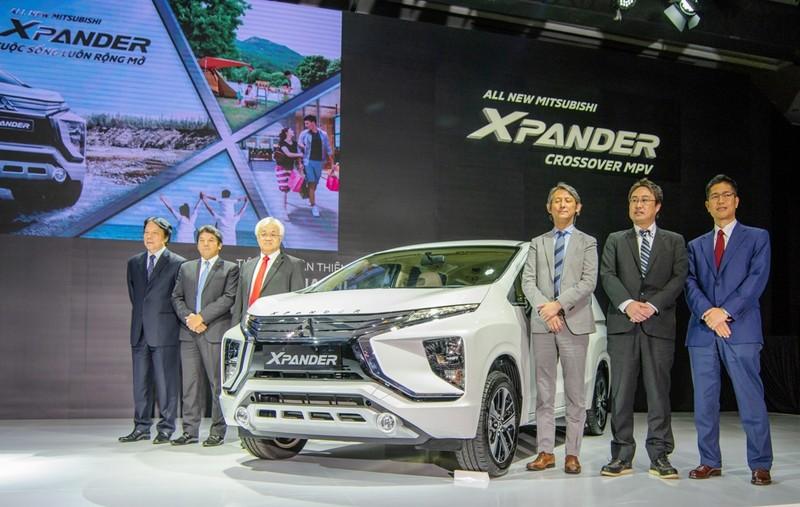 Mitsubishi XPANDER, chiếc Crossover lai MPV độc đáo, giá mềm - ảnh 1