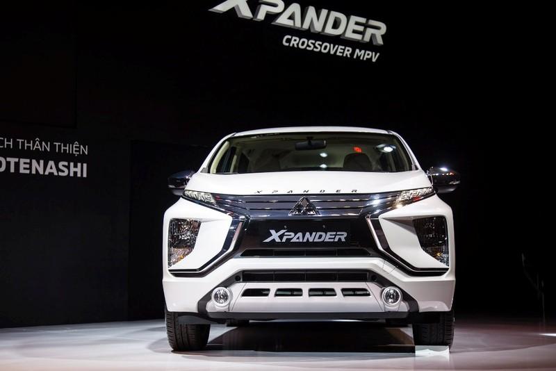 Mitsubishi XPANDER, chiếc Crossover lai MPV độc đáo, giá mềm - ảnh 3