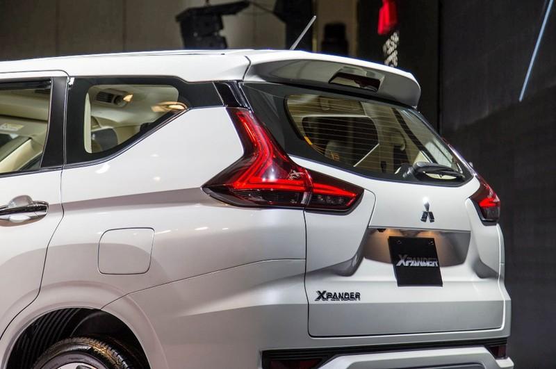 Mitsubishi XPANDER, chiếc Crossover lai MPV độc đáo, giá mềm - ảnh 4