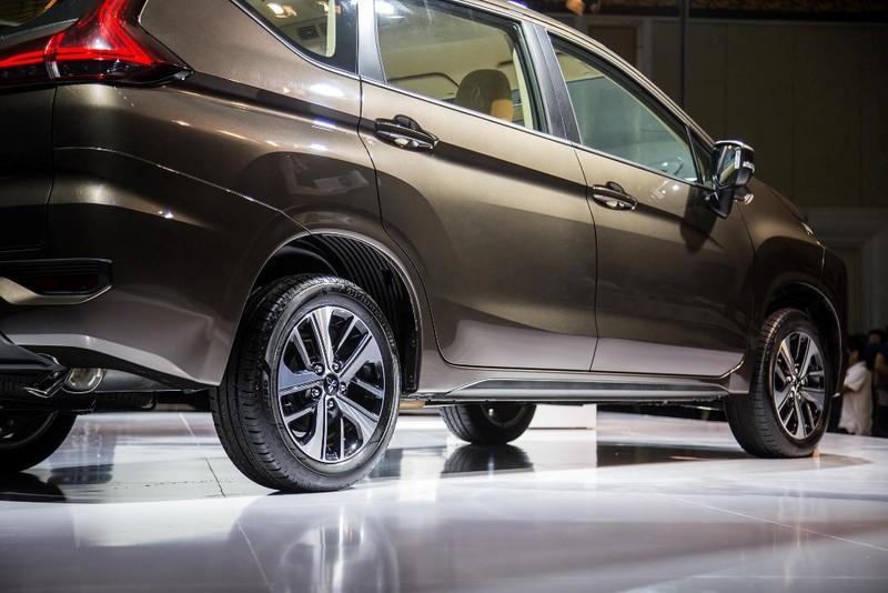 Mitsubishi XPANDER, chiếc Crossover lai MPV độc đáo, giá mềm - ảnh 9