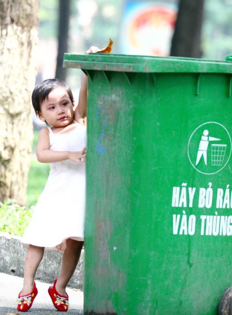 TP.HCM đồng loạt tổng vệ sinh, xóa các điểm ô nhiễm rác - ảnh 1