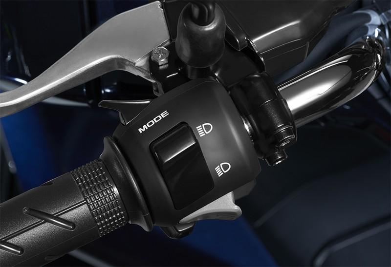 Đặc sắc mẫu xe 2 bánh Honda PCX HYBRID đầu tiên - ảnh 3