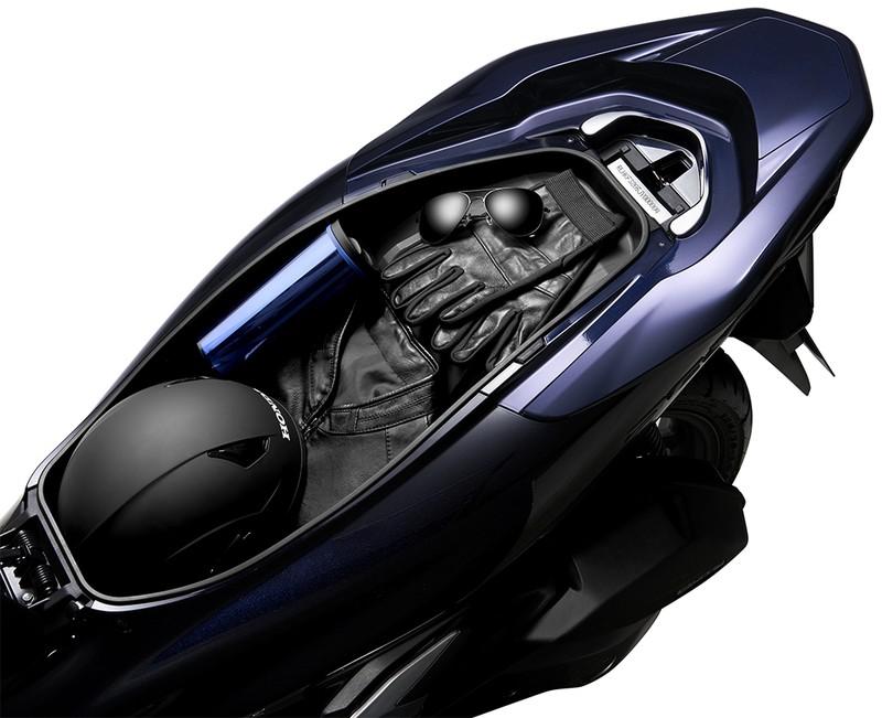 Đặc sắc mẫu xe 2 bánh Honda PCX HYBRID đầu tiên - ảnh 5
