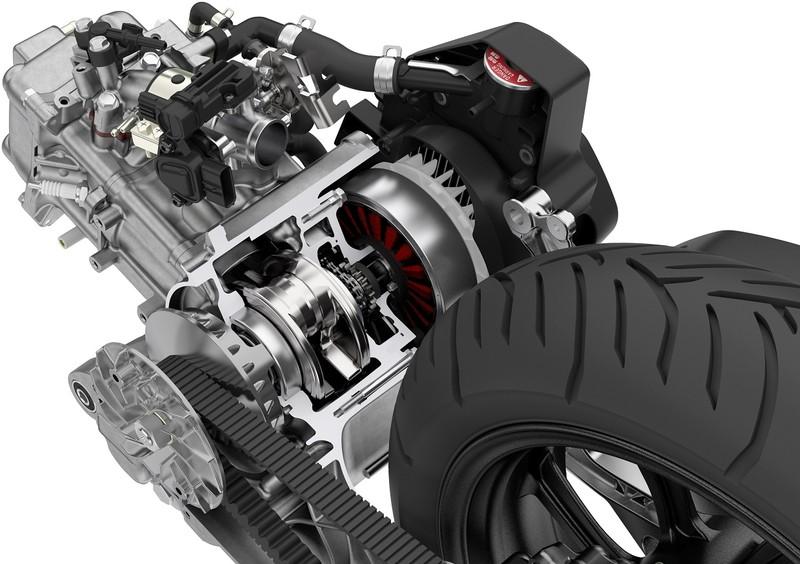 Đặc sắc mẫu xe 2 bánh Honda PCX HYBRID đầu tiên - ảnh 6