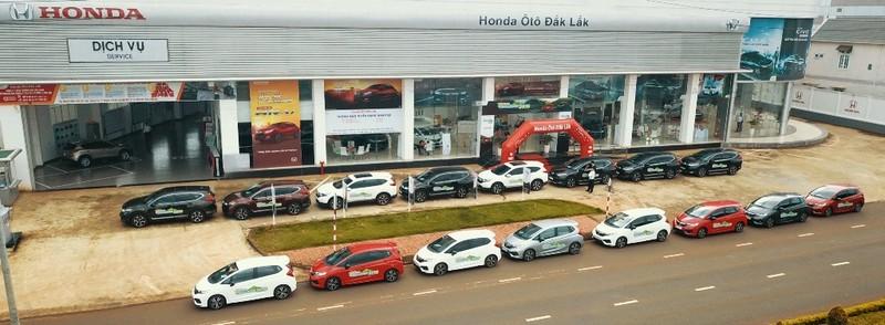 Honda CR-V và Jazz ít ngốn nhiên liệu đến bất ngờ - ảnh 1