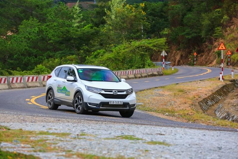 Honda CR-V và Jazz ít ngốn nhiên liệu đến bất ngờ - ảnh 2