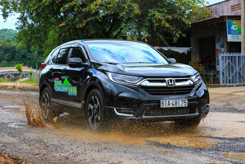 Honda CR-V và Jazz ít ngốn nhiên liệu đến bất ngờ - ảnh 3