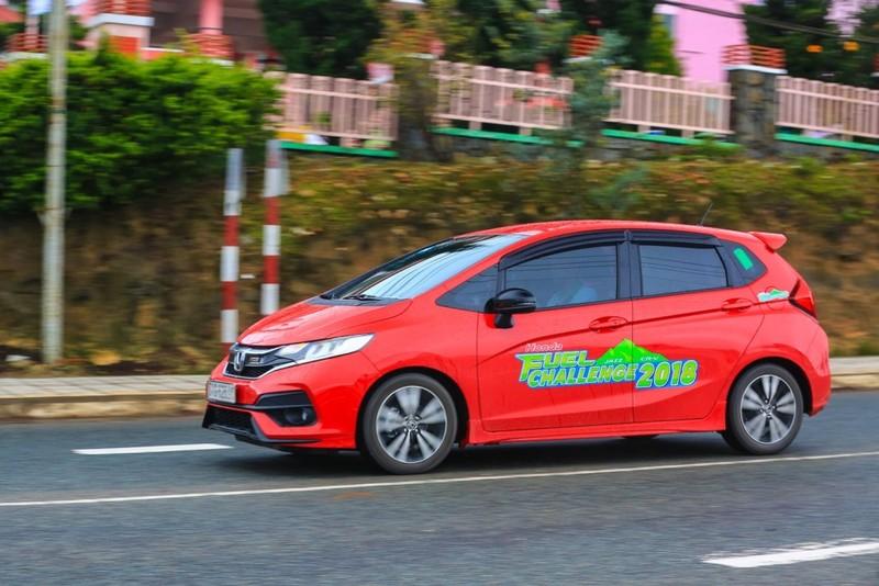 Honda CR-V và Jazz ít ngốn nhiên liệu đến bất ngờ - ảnh 4