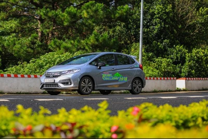 Honda CR-V và Jazz ít ngốn nhiên liệu đến bất ngờ - ảnh 5