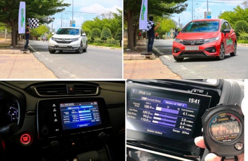 Honda CR-V và Jazz ít ngốn nhiên liệu đến bất ngờ - ảnh 6