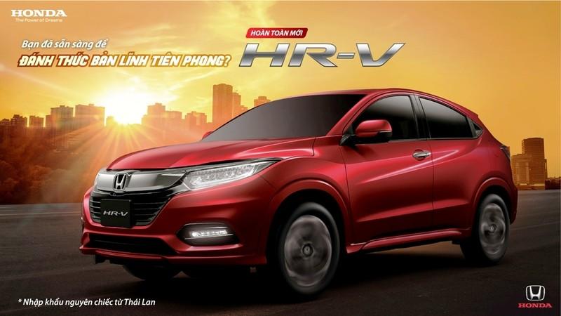 Honda Cộng Hòa giới thiệu mẫu xe HR-V và nhận cọc - ảnh 5