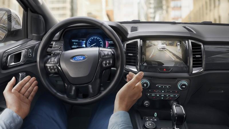 Ford Everest mới: động cơ diesel Bi-Turbo, hộp số 10 cấp - ảnh 6