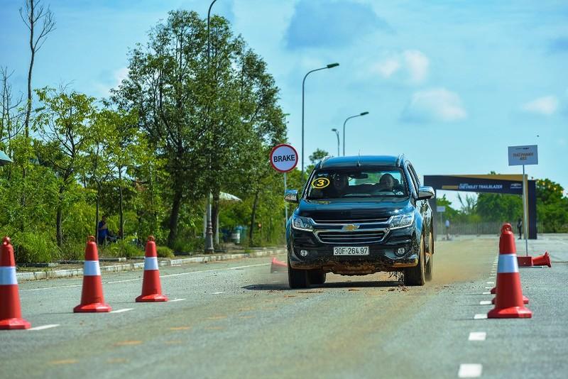 Trải nghiệm off-road miễn phí cùng Chevrolet Trailblazer - ảnh 1