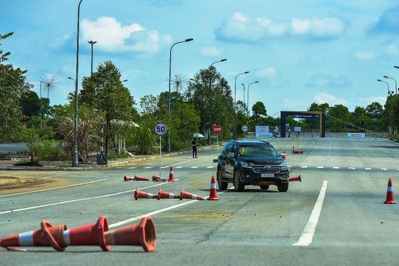 Trải nghiệm off-road miễn phí cùng Chevrolet Trailblazer - ảnh 2