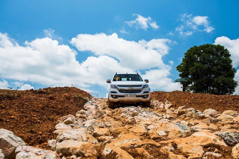 Trải nghiệm off-road miễn phí cùng Chevrolet Trailblazer - ảnh 3