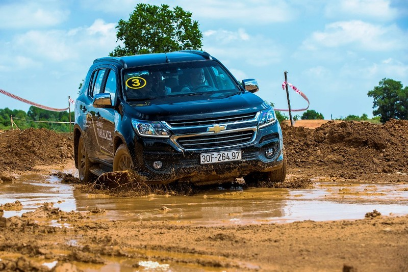 Trải nghiệm off-road miễn phí cùng Chevrolet Trailblazer - ảnh 4