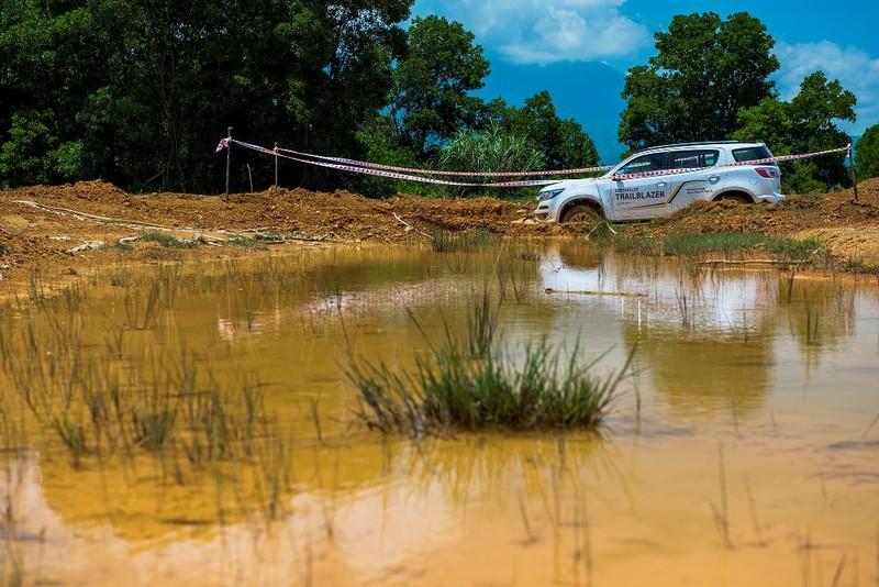 Trải nghiệm off-road miễn phí cùng Chevrolet Trailblazer - ảnh 5
