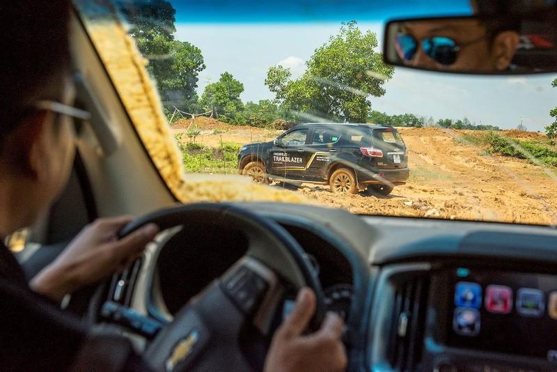 Trải nghiệm off-road miễn phí cùng Chevrolet Trailblazer - ảnh 6