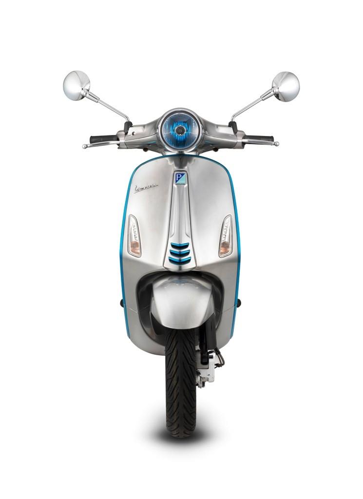 Tháng 9: Piaggio sẽ bán xe Vespa chạy điện - ảnh 1