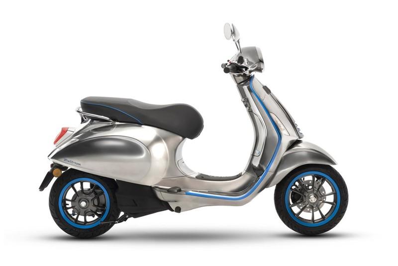 Tháng 9: Piaggio sẽ bán xe Vespa chạy điện - ảnh 2