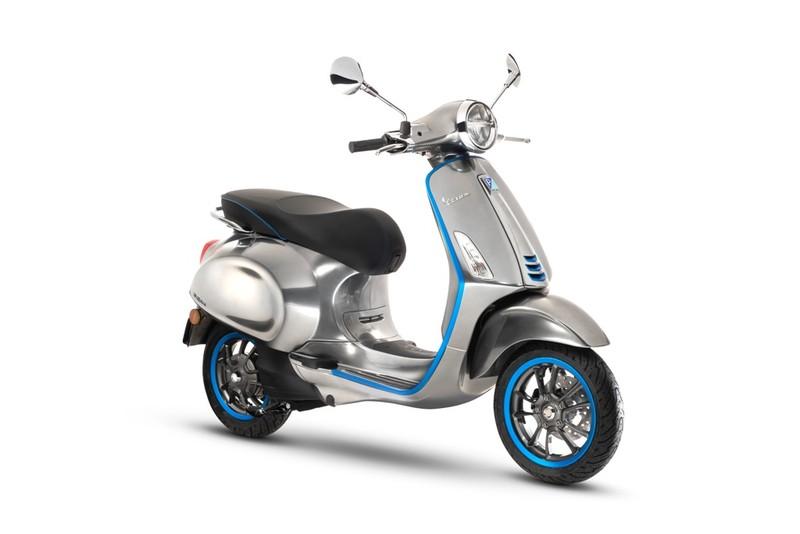 Tháng 9: Piaggio sẽ bán xe Vespa chạy điện - ảnh 3