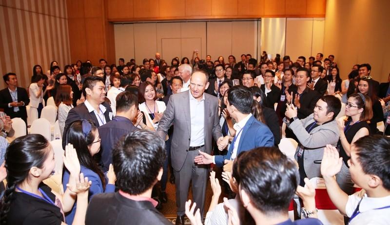 Việt Nam tiếp tục dẫn đầu thế giới về tinh thần khởi nghiệp - ảnh 1