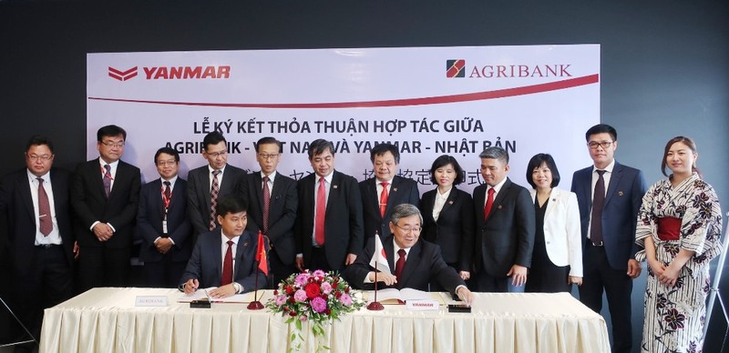Agribank cùng Nhật Bản giúp nông dân tiếp cận công nghệ cao - ảnh 1