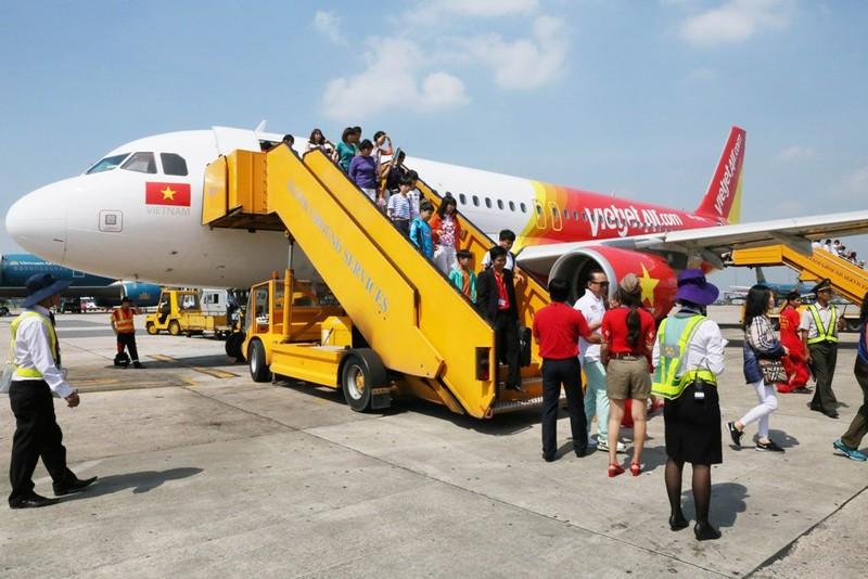 Mua vé máy bay Tết, hành khách lưu ý tránh bị lừa đảo - ảnh 2