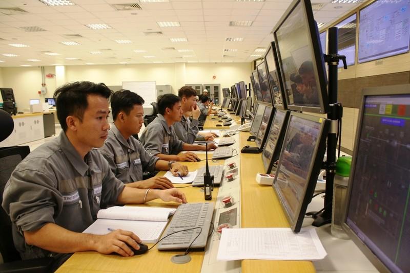Nhiệt điện Vĩnh Tân 4 tuân thủ nghiêm công tác môi trường - ảnh 1