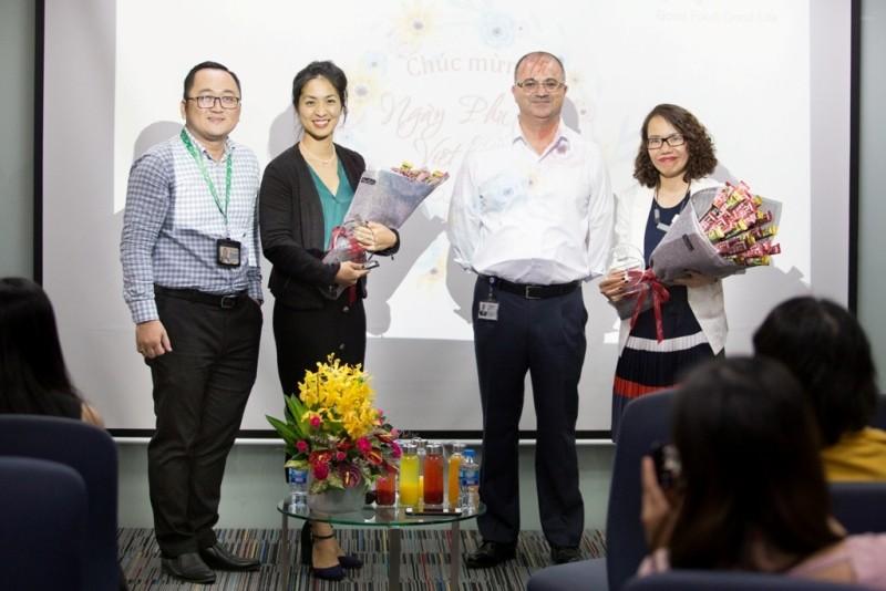Nestlé cam kết thúc đẩy trao quyền cho phụ nữ - ảnh 1