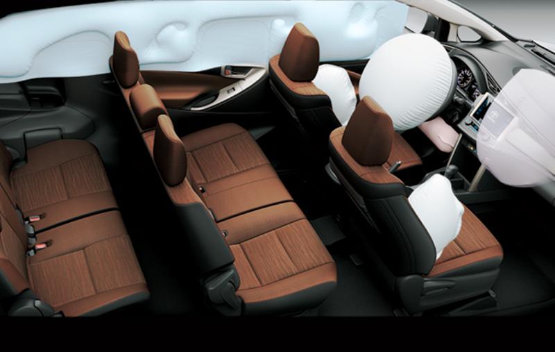 Toyota Việt Nam ra mắt Innova phiên bản cải tiến 2018 - ảnh 1