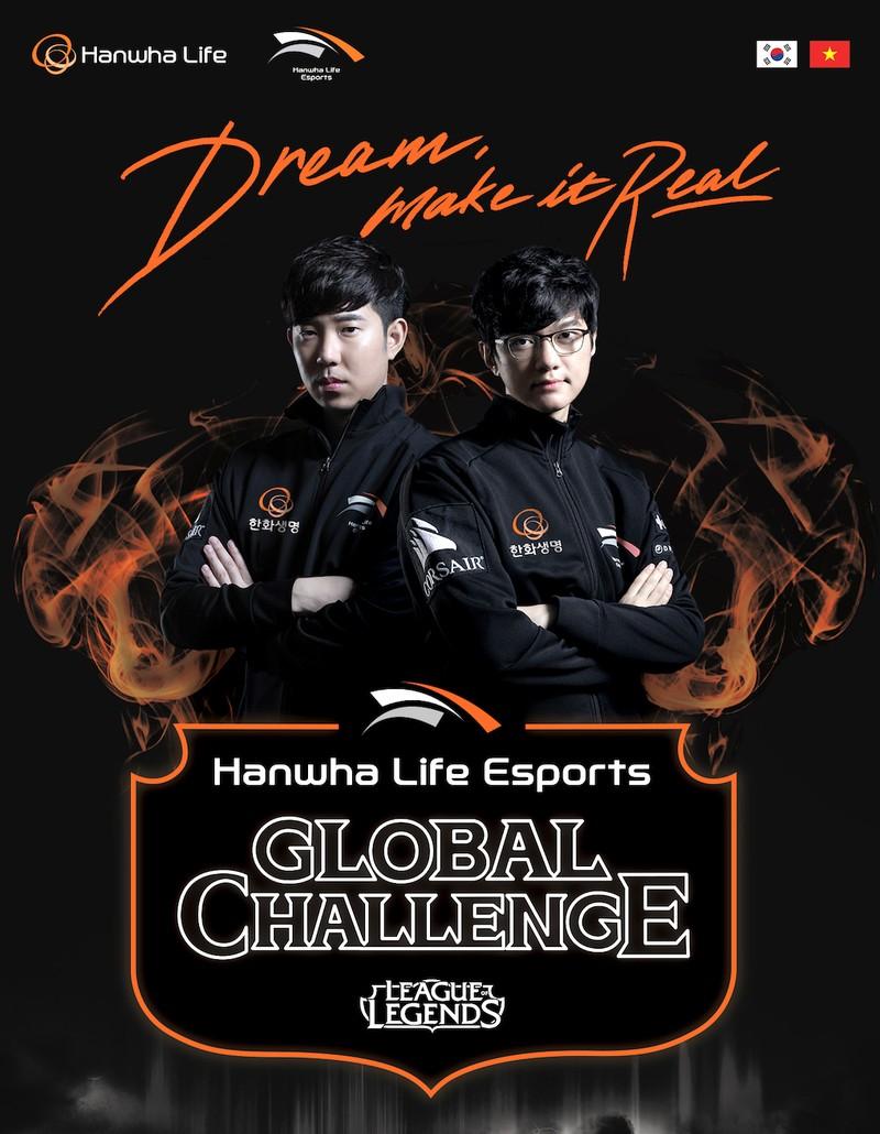 Hanwha Life tổ chức giải đấu E-sports toàn cầu - ảnh 1