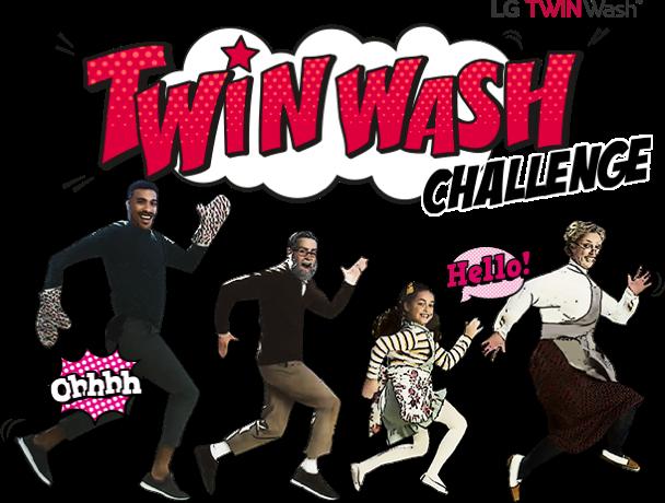 Thử thách nhảy TWINWash cùng LG - ảnh 1