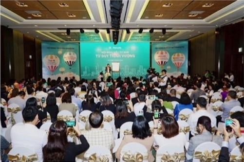 Hội nghị đầu tư 'Tư duy thịnh vượng': Xu hướng đầu tư mới - ảnh 1
