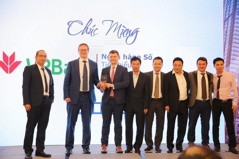 VPBank nhận danh hiệu 'Ngân hàng số tiêu biểu 2018' - ảnh 1