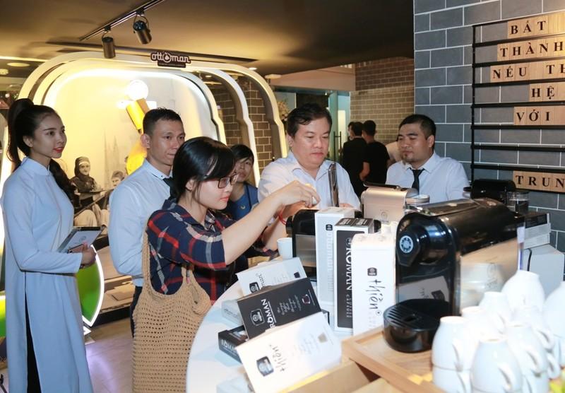 Trung Nguyên Legend ra mắt viên nén cà phê rang xay độc đáo - ảnh 1