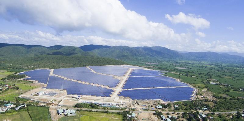 TTC khánh thành nhà máy điện mặt trời ở Gia Lai - ảnh 1