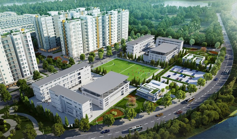 Him Lam chi 2.600 tỷ đồng đầu tư bất động sản ở Bắc Ninh - ảnh 1