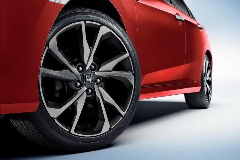 Honda ra mắt mẫu Civic 2019 mới đậm chất thể thao - ảnh 2