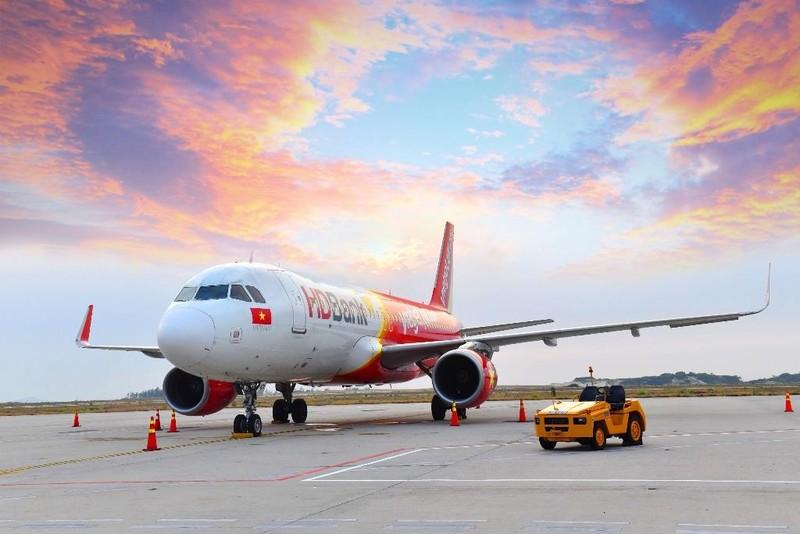 Vietjet: tung 1,1 triệu vé giá 0 đồng bay từ Cần Thơ… - ảnh 1