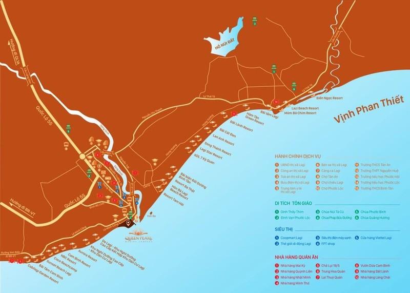 BĐS biển Lagi - Bình Thuận: Dậy sóng từng giờ - ảnh 2