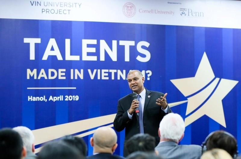 ĐH VinUni: xây dựng đại học xuất sắc tại Việt Nam - ảnh 2