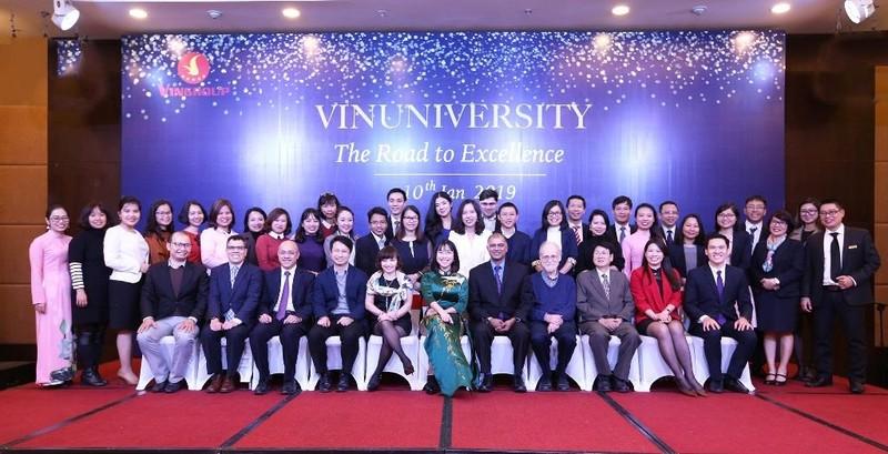 ĐH VinUni: xây dựng đại học xuất sắc tại Việt Nam - ảnh 3