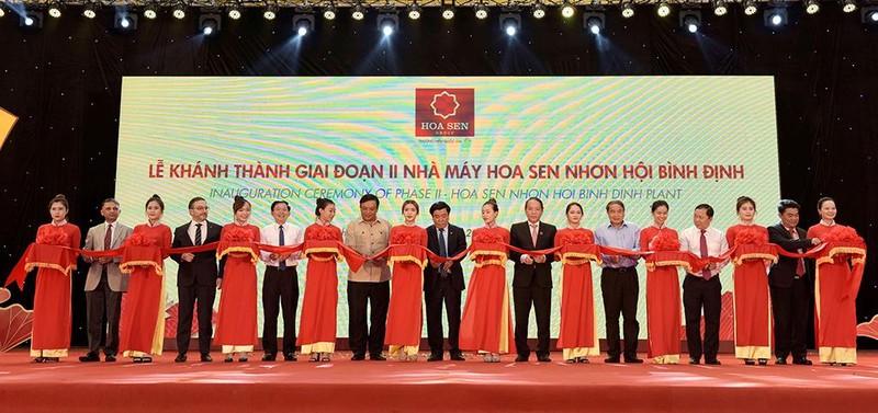 Hoa Sen xuất khẩu 5.000 tấn tôn qua Malaysia - ảnh 1
