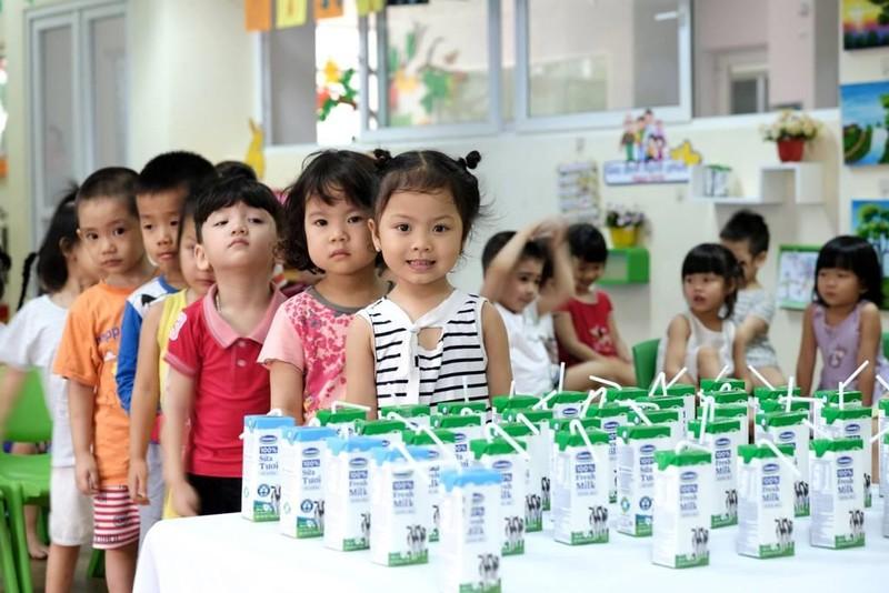 Sữa học đường – chỉ sữa thôi là chưa đủ - ảnh 2