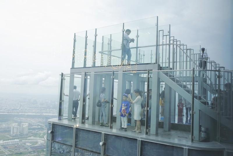 Tuyệt tác Đài quan sát cao nhất Đông Nam Á ngay tại TP.HCM - ảnh 11