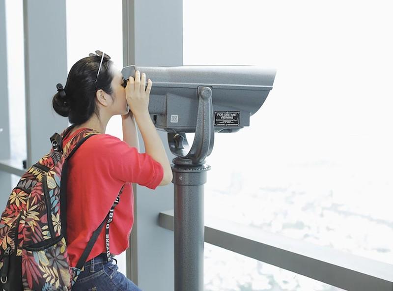 Tuyệt tác Đài quan sát cao nhất Đông Nam Á ngay tại TP.HCM - ảnh 4