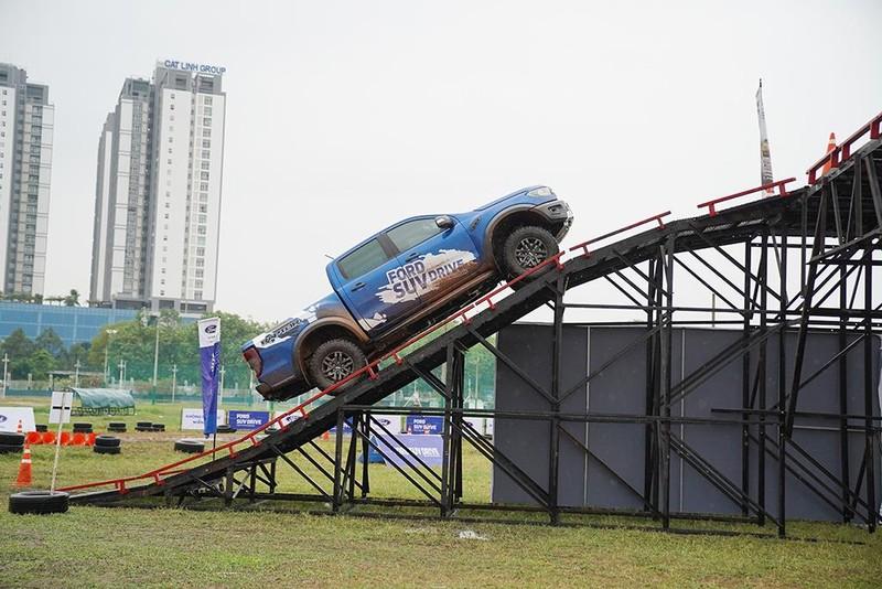 Chuỗi ngày hội lái thử xe miễn phí - Ford SUV Drive - ảnh 1