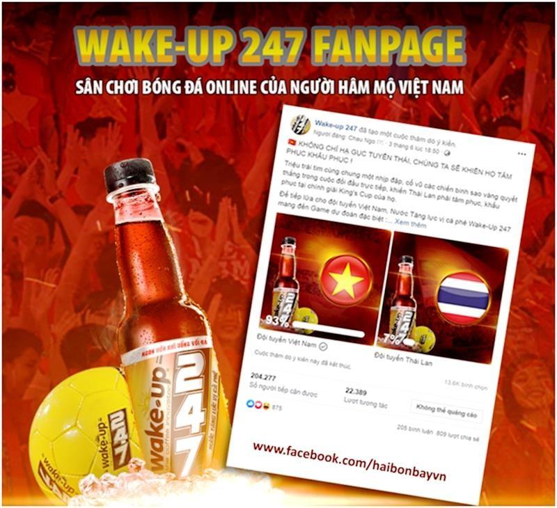 Sân chơi bóng đá online của người hâm mộ Việt Nam - ảnh 1